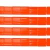 Miyuki Tila Beads 5X5mm 2 Hole Orange Opaque